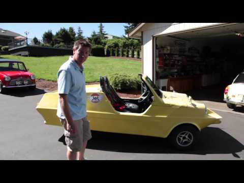 Very Funny 3 Wheeled Classic Mini Cooper - The Magical Ranger Cub