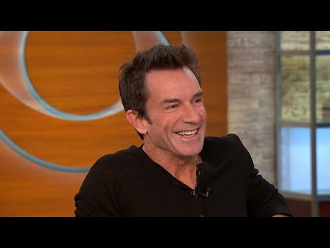 "Host Jeff Probst on 15 years of hit show ""Survivor"""