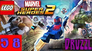 Dance off, Bro - [58] - Let's Play Lego Marvel Super Heroes 2 (PS4)
