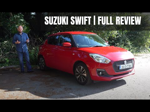 Suzuki Swift 2020 Review   The Perfect Cheap, City Car!