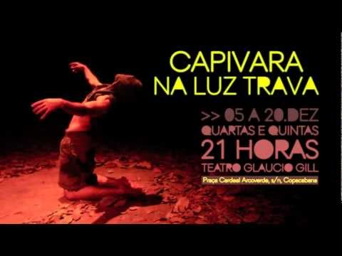 Capivara na luz trava - Temporada no Glaucio Gill TRAVEL_VIDEO