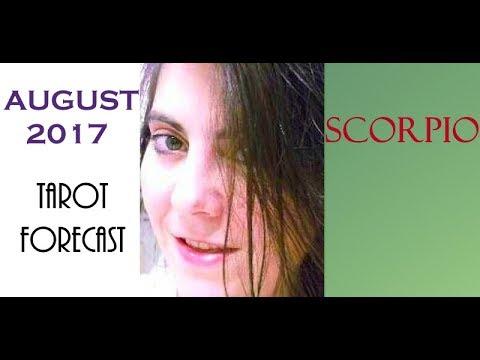 August 2017: Tarot Forecast for Scorpio (Pick a Symbol!)