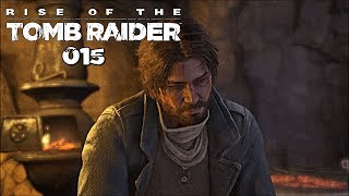 Sturz im Fluss «» Rise of the Tomb Raider | Story #15