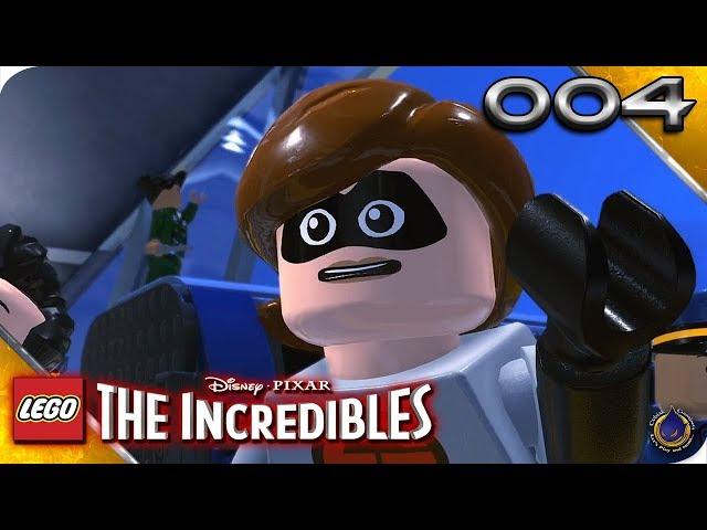 LEGO DIE UNGLAUBLICHEN 💪 [004] Ein Zug ins Ungewisse