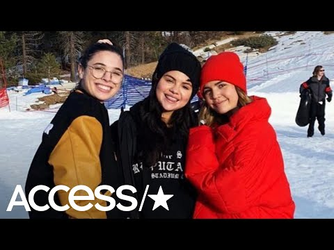 Selena Gomez Enjoys Snowy Vacay With Pals Following Rehab Mp3