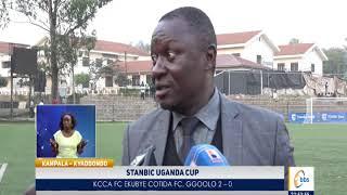 Stanbic Uganda Cup, KCCA FC Ekubye Cotida Fc, Ggoolo 2 – 0