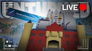 [Archived] Unturned Germany LIVESTREAM: Solving the Secrets of Neuschwanstein Achievement