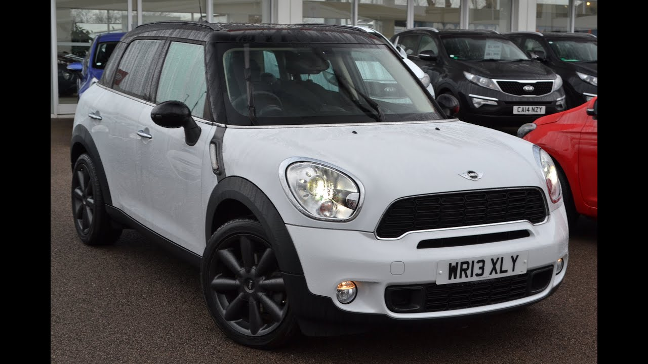 wessex garages used mini countryman cooper sd on feeder road in bristol wr13xly youtube. Black Bedroom Furniture Sets. Home Design Ideas