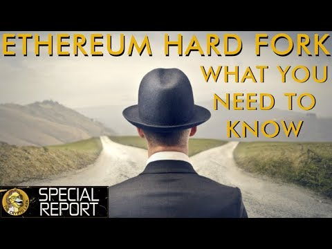Ethereum Hard Fork Explained - What You Need To Know