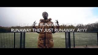 Hakkz - Runaway (LYRIC Video) @hakkz_ @itspressplayent @ izh_islam
