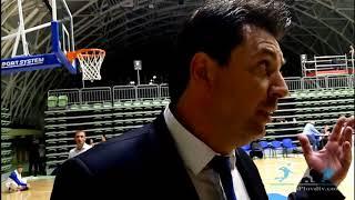 SportenPlovdiv TV: Антониос Дукас: Заслужена победа за Академик
