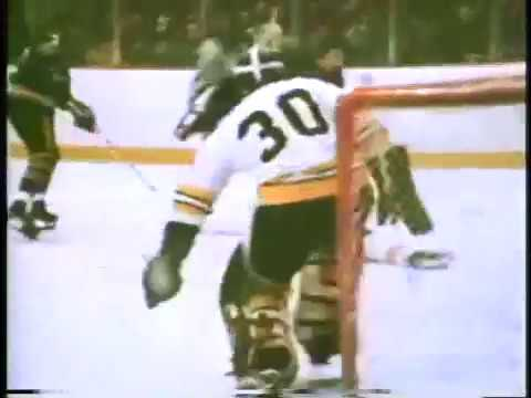 NHL Playoff Goalies 1979 (HNIC)