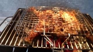 видео Бесшумная вертикальная вытяжка для кухни