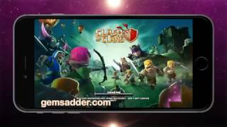 Clash Of Clans Hack Tool For Android IOS   Tutorial CoC Hack 2017 New & Updated