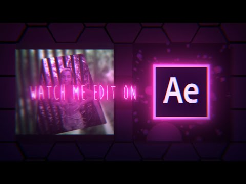 Watch Me Edit #3   After Effects