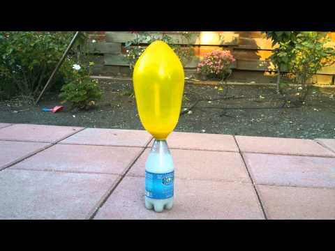 Self Inflating Balloon Experiment Self Inflating Balloon