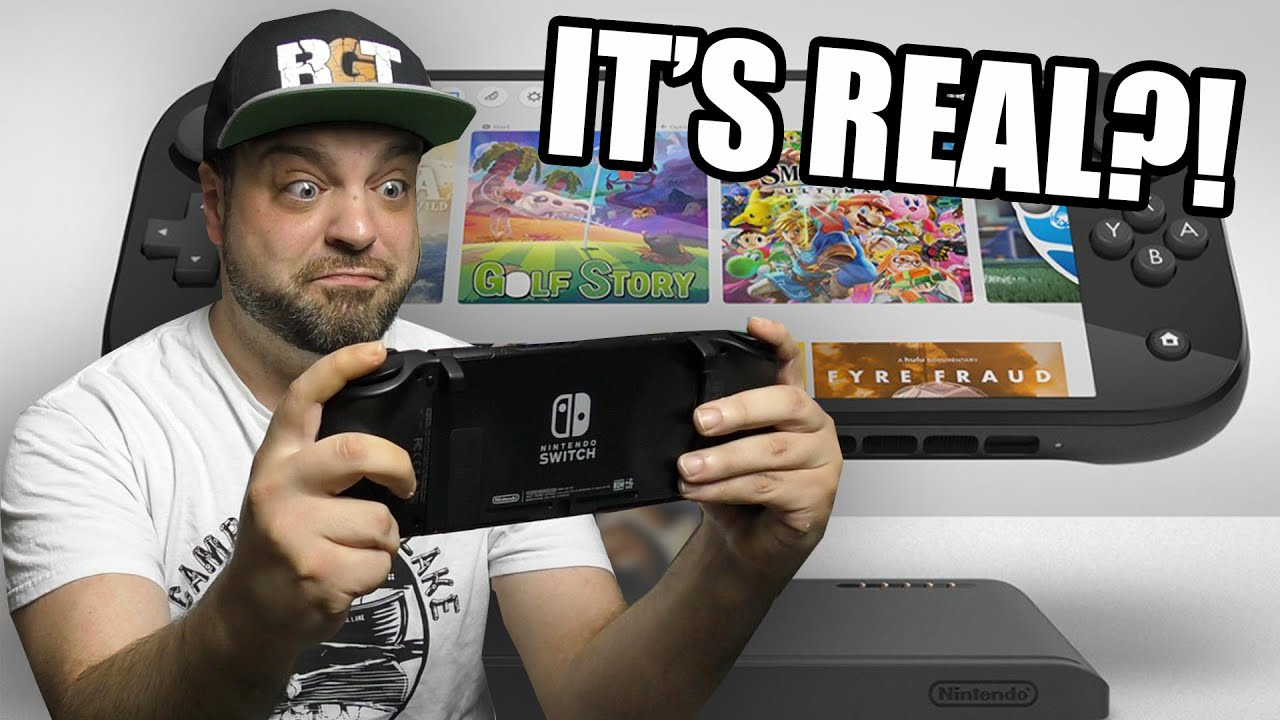Nintendo Switch Pro: Coming in 2021, Everything we know so far