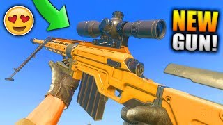 BRAND *NEW* SNIPER - THE BEST COD'S EVER SEEN?