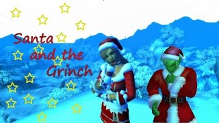 PWI - Movie:Santa and the Grinch