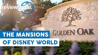 The $7,900,000 Way to Live at Disney World - Golden Oak | ReviewTyme