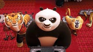 Kung Fu Panda The Video Game Full Movie All Cutscenes Cinematic