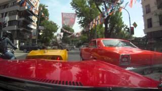 1966 ford galaxie 500 vs 1972 corvette stingray  by Mutlu Cesur