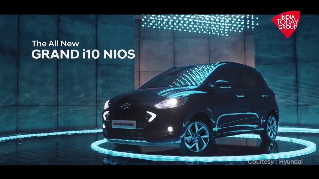 Hyundai Grand i10 Nios unveiled in India, bookings open