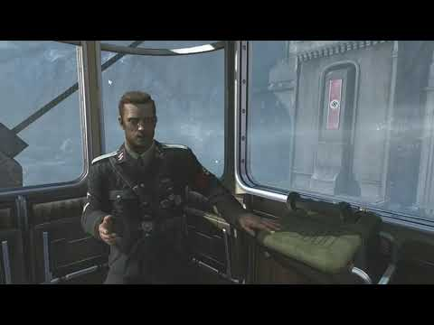 oTs gaming - wolfenstein the old blood game play |