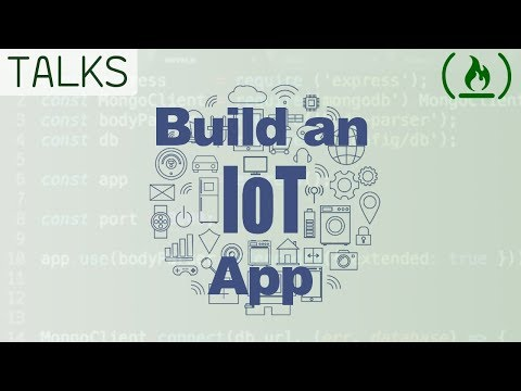 Build an IoT application with Node.js and Docker