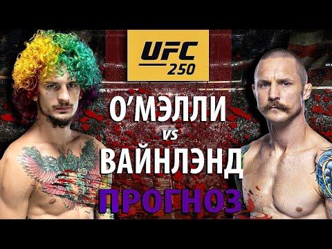 Новый Макгрегор? UFC 250: Шон О'Мэлли Vs Эдди Вайнлэнд. Новая звезда в ЮФС? Разбор и прогноз боя.