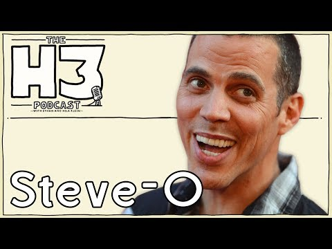 H3 Podcast #12 - Steve-O Mp3
