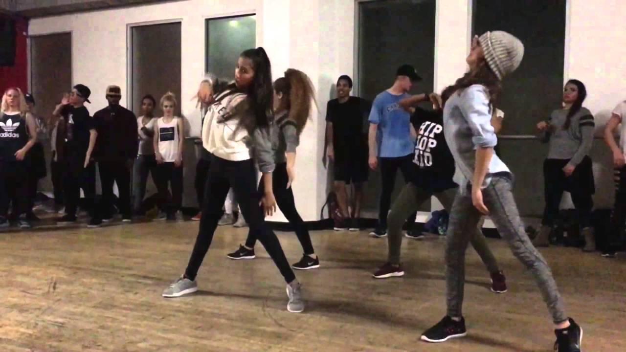 Fifth Harmony Ft Ty Dolla Work from Home by Matt Steffanina