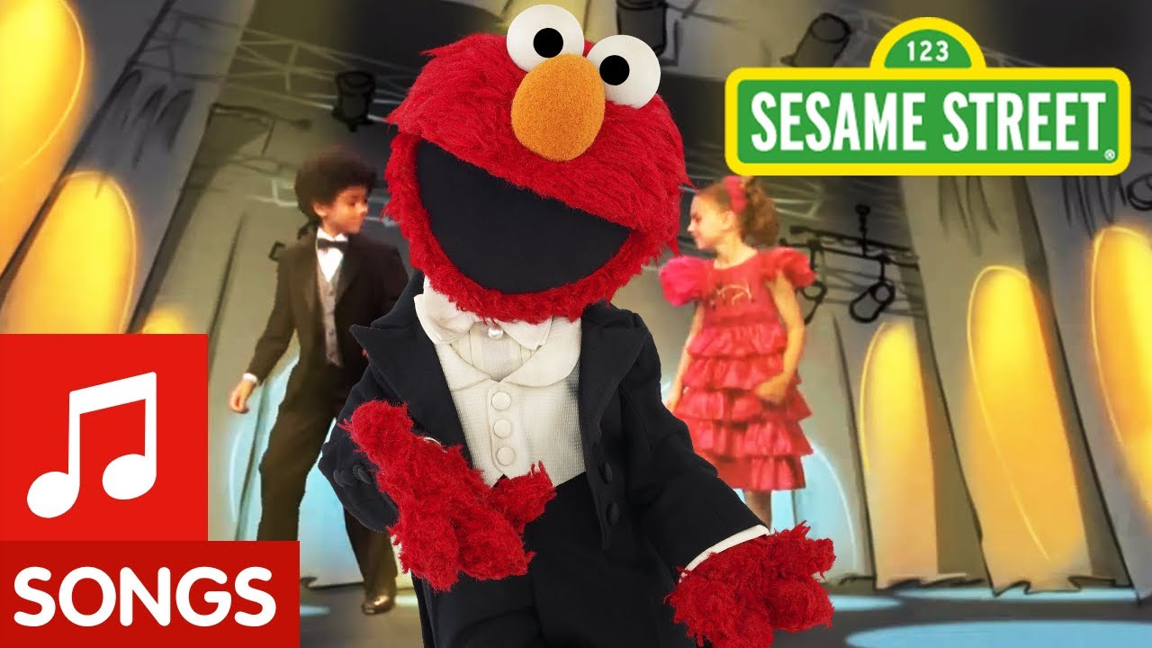 d64f871cf5e98 Sesame Street  Elmo s Got the Moves Music Video - YouTube