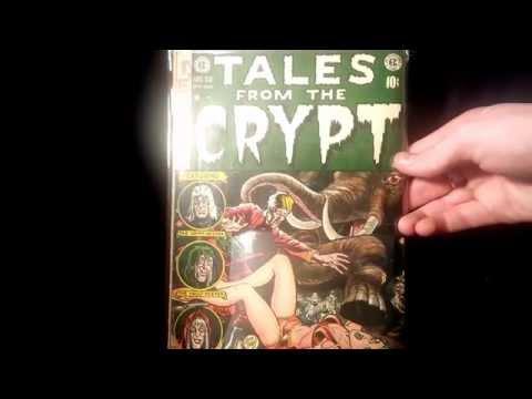 Golden Age/Silver Age Comic Haul! Comic Book Pick Ups #12
