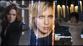 Sexy Scarlett Johansson in Action