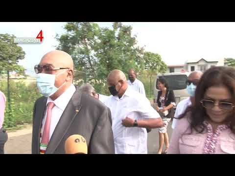Bouterse weet ook niet waar Hoefdraad is - ABC Online Nieuws