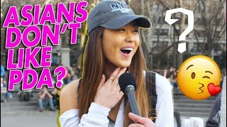 Why do Asians HATE PDA?  ARE ASIANS ROMANTIC? // Fung Bros