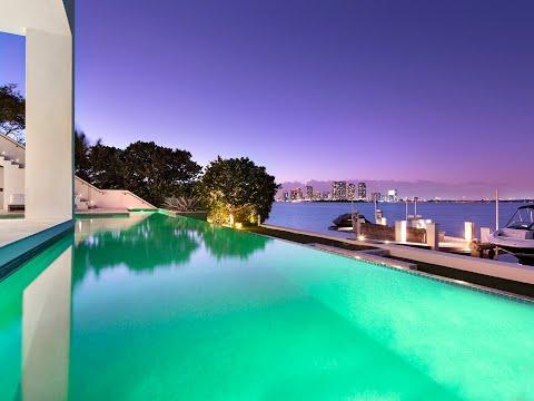 Extraordinary Modern Home In Venetian Islands, Miami Beach