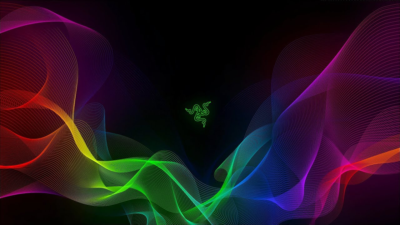 RAZER DESKTOP LIVE WALLPAPER YouTube