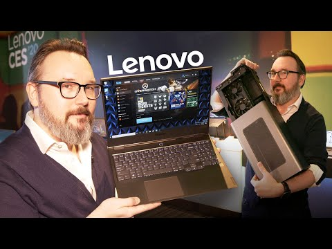 Lenovo's new Legion Y740S redefines gaming laptops