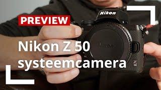 De NIEUWE Nikon Z50 | CameraNU.nl