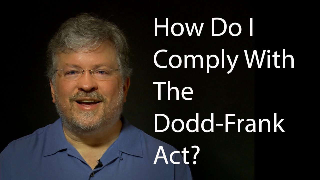 dodd frank act Under section 1502 of the dodd-frank act, publicly traded companies are required to report annually on the use of conflict minerals (3tgs) in their products.