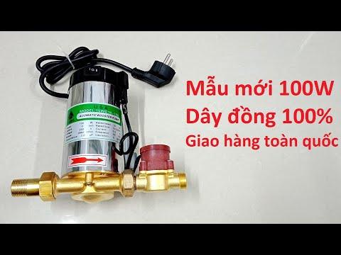 Bơm tăng áp vòi tắm giá rẻ 0969 344 778. Automatic Shower Booster Pump