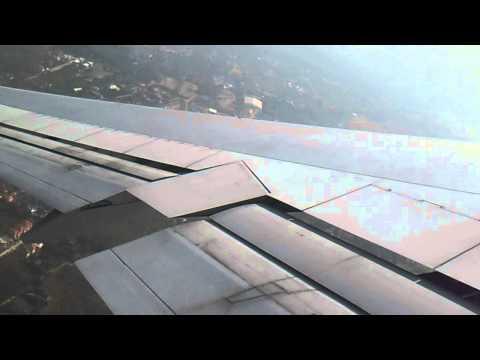 การบินไทย TG747 เชียงใหม่ สุวรรณภูมิ