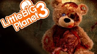 HOSPITAL NIGHTMARE Little Big Planet 3 Multiplayer 72