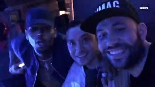 DJ Irwan x Chris Brown - 5 cities, parties...