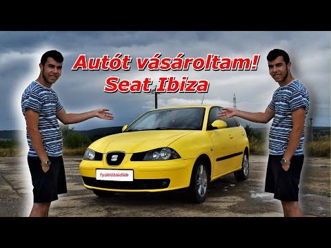""",,Kicsit sárgább kicsit savanyúbb"""" de az enyém: SEAT Ibiza 1.4  #BÉMUTATOM thumbnail"""