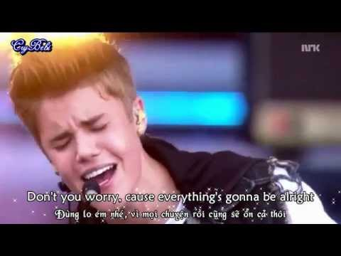 [ Vietsub + Lyrics ] Be Alright - Justin Bieber