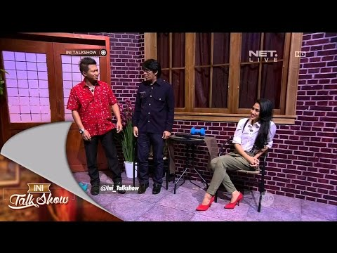 Ini Talk Show 13 April 2015 Part 1/5 - Angel Karamoy, Indah Dewi, Asyifa, Fita