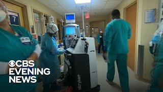 Florida COVID hospitalizations break pandemic record